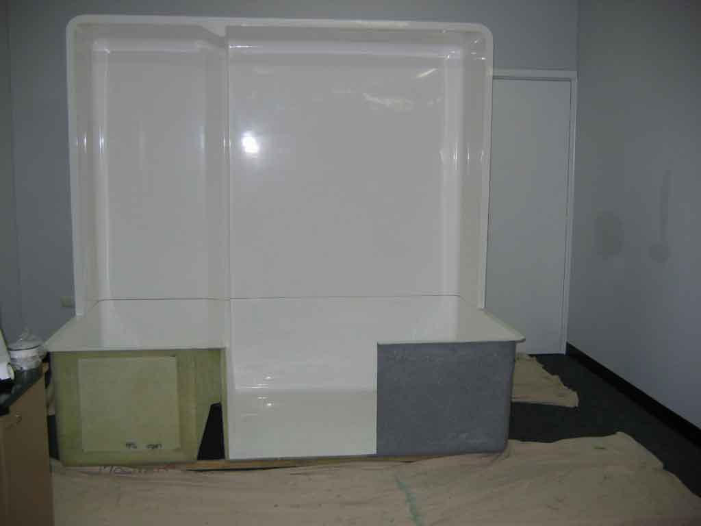 Modular bathrooms and toilets for sale flat packs for Modular bathroom