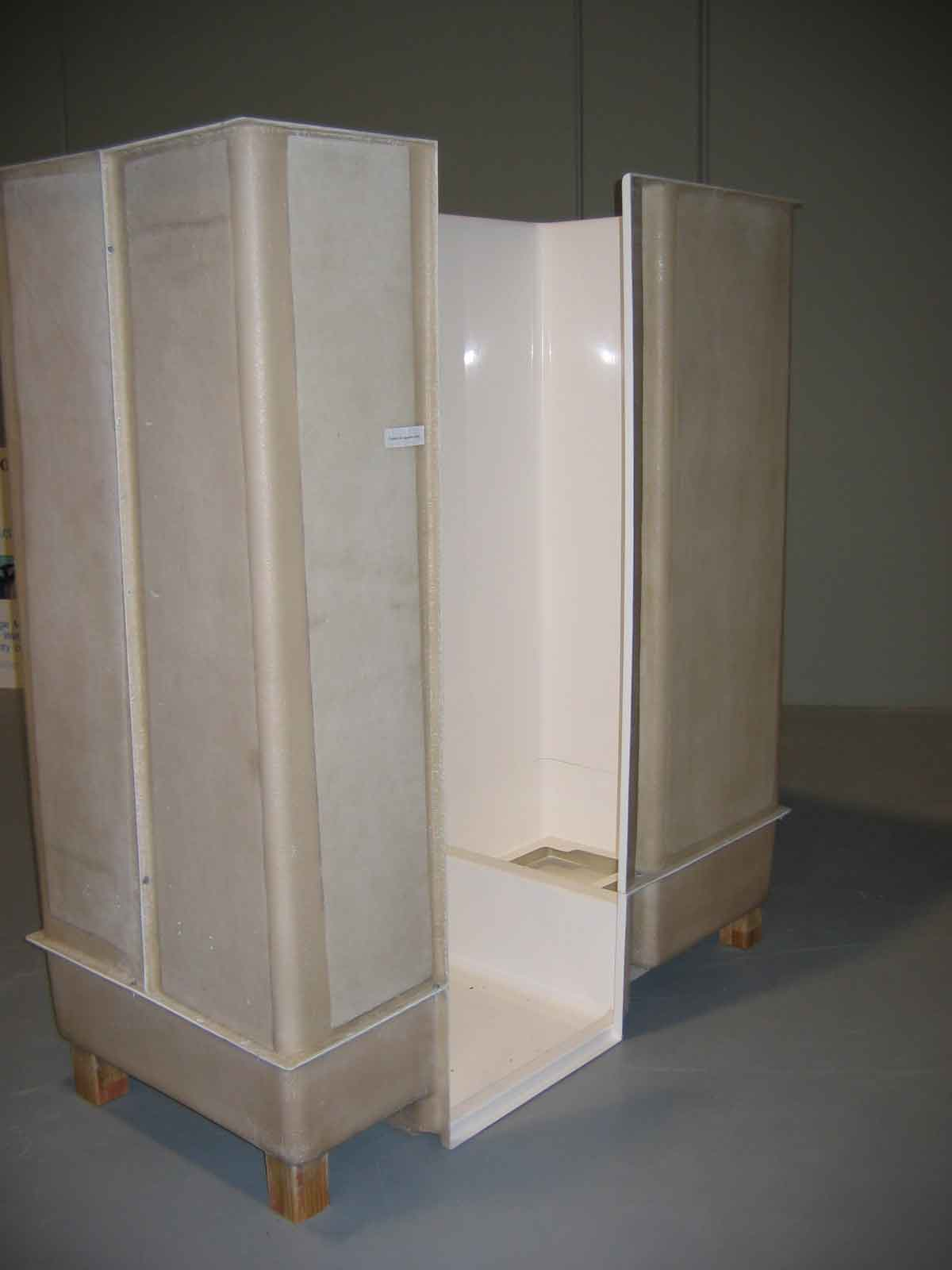Shower Cubicles - Ensuites To Suit