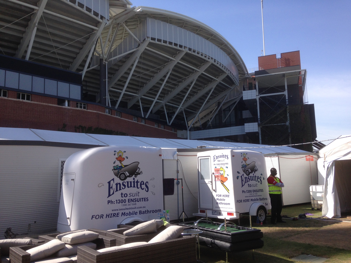 Toilets for Hire: Events & Functions