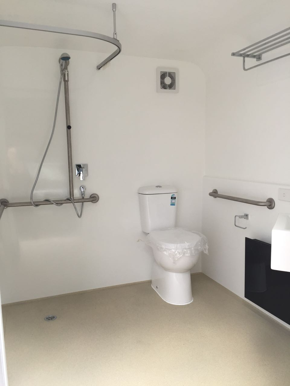 Disabled Portable Bathroom Hire Ensuites To Suit